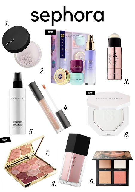 What's In My Sephora Shopping Cart? | Vol. 1 | New Must Haves & Product Recommendations | www.labellesirene.ca
