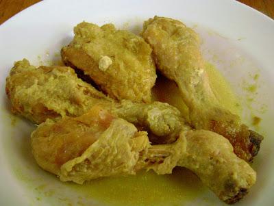 Cara Membuat Opor Ayam Kering Yang Enak