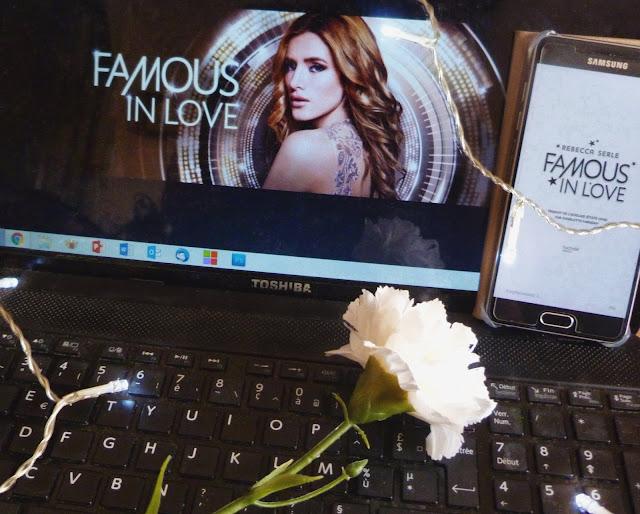 Famous in Love livre Rebecca Serle série I. Marlene King Coin des licornes Blog littéraire Toulouse