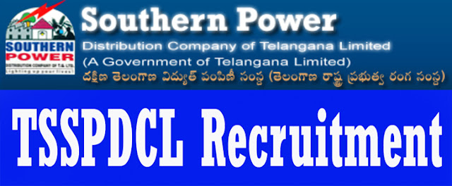 TSSPDCL Recruitment tssouthernpower.com