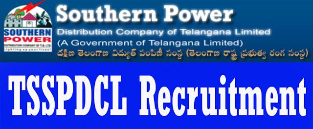 TSSPDCL Assistant Engineer Recruitment Junior Engineer & Lineman