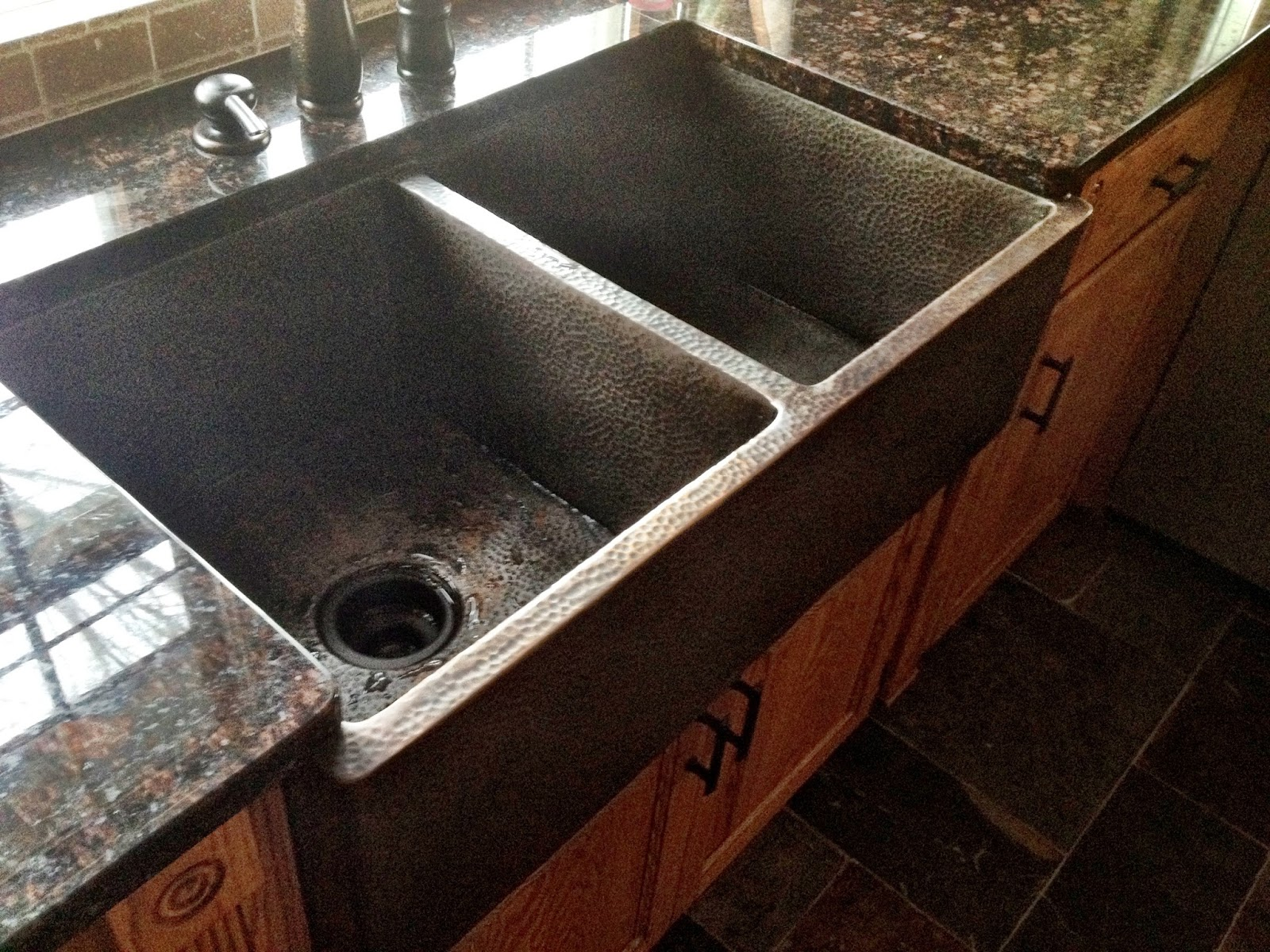 Belle Foret Farmhouse Sink Jacobs Family Blog August 2013