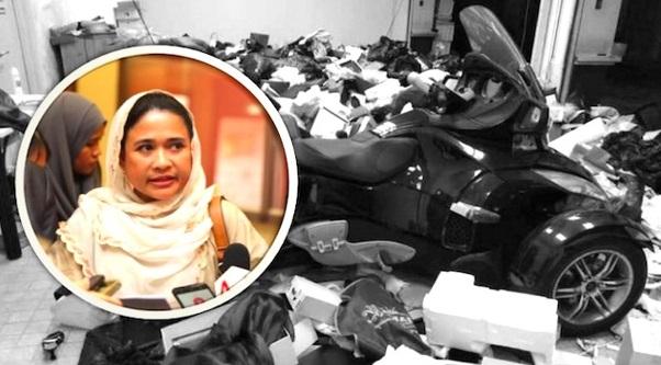 Anina Viral GAMBAR Seri Perdana Diceroboh. Ini Jawapan Balas Polis Putrajaya