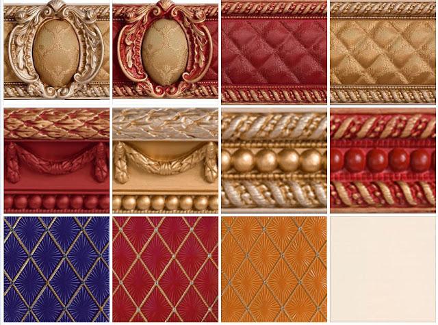 Sketchup texture: texture floor tiles wall tiles cotto mosaico
