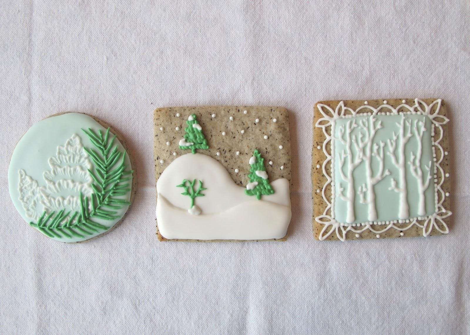 Fine Motor Skills Winter Cookies Sugar Cookie Royal Icing Recipes