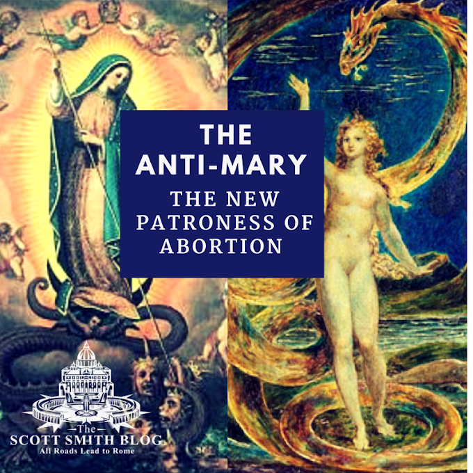 The Anti-Mary: The Terrifying New Patroness of Abortion