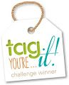 Tag You're it! #83 Winner