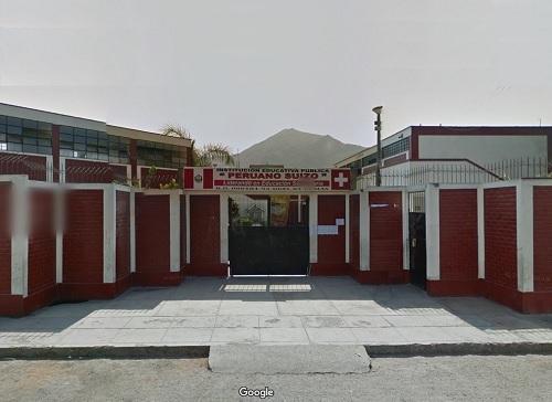 Colegio PERUANO SUIZO - Comas