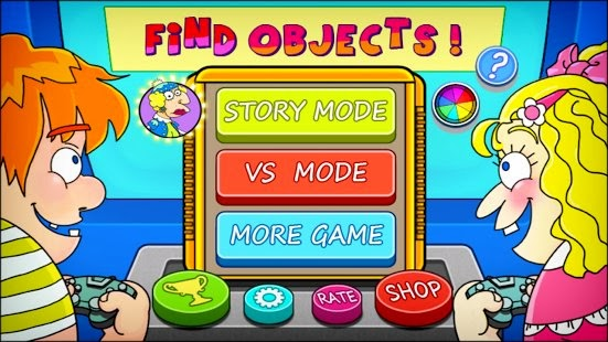 Find Objects for Android