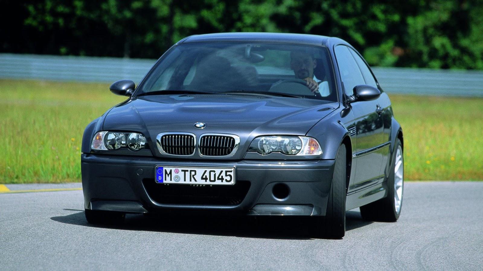 2003-04 BMW E46 M3 CSL