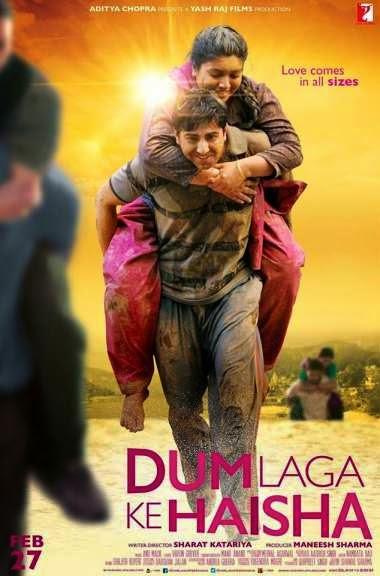 Dum Laga Ke Haisha (2015) Movie Download in HD MKV DVDscr