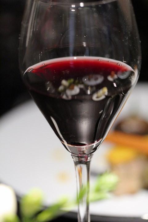 Dégustation des vins Château Lamothe-Bergeron chez Alan Geaam