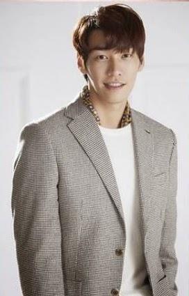 Foto Profil Biodata Kim Young Kwang