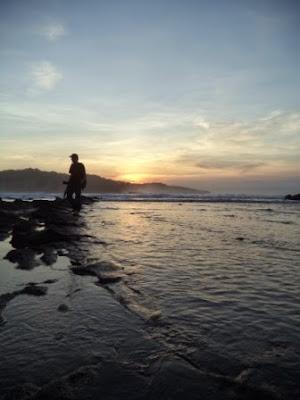 Sunrise@Pantai Laguna Pari
