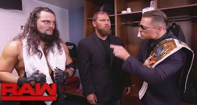 Miz Bo Dallas Bray Wyatt Curtis Axel Bo Matt Woken Broken Hardy