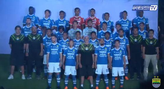 Prediksi Formasi Line-up Persib Bandung di Piala Indonesia 2018