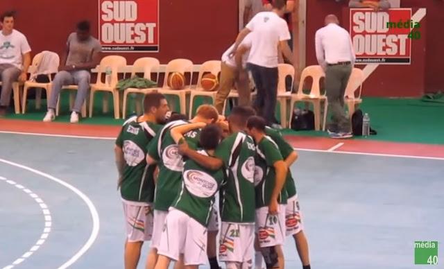 4bf62ffe004 Basket-Région  quatre équipes du Cap de Gascogne à Pomarez ce week-end !