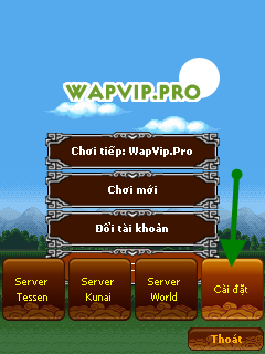 wapvip-pro-Ninja 1.2.2 Pro - Auto Làm Mâm Ngủ Quả, Pháo Hoa, Auto SMS, Tự Chọn Cấu Hình