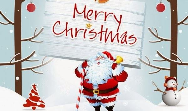 Merry Christmas HD Wallpaper