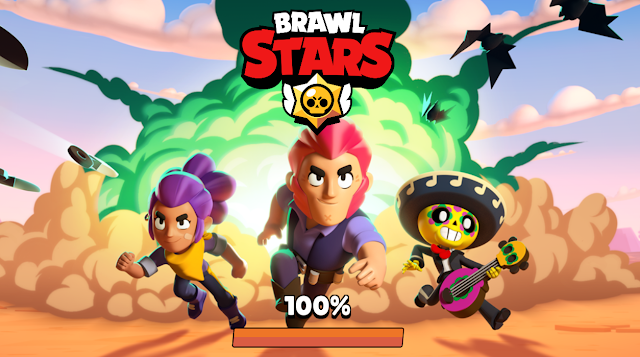 Total Size Game Brawl Stars Android Yang Keren Dan Ukurannya Kecil