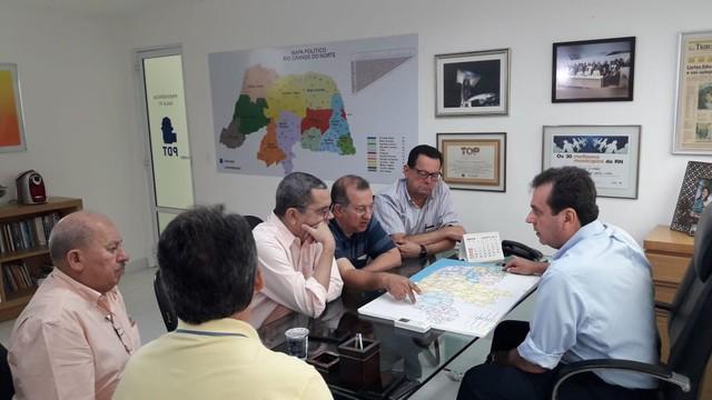 Carlos Eduardo (PDT) diz que levará a campanha ao interior do RN