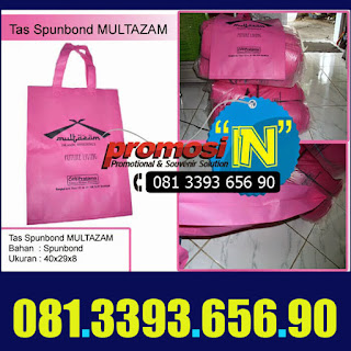 Pesan Grosir Tas Spunbond Polos Surabaya