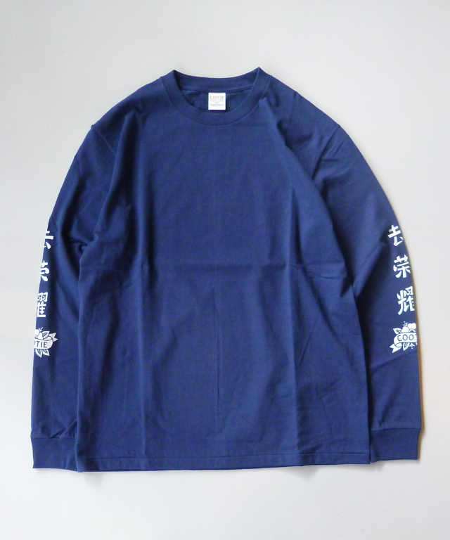 "COOTIE ""Print L/S Tee (GET OUT)"" Price:¥9,000- +TAX TRUMPS STAFF BLOG"