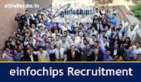 Einfochips Recruitment