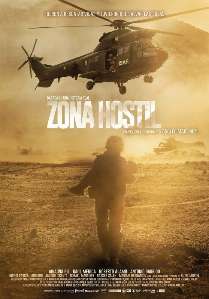 Rescue Under Fire (Zona hostil)
