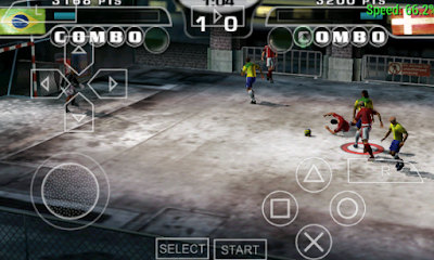 fifa street 2 ppsspp cso