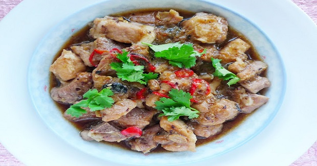 Steamed Pork Spare Ribs Recipe