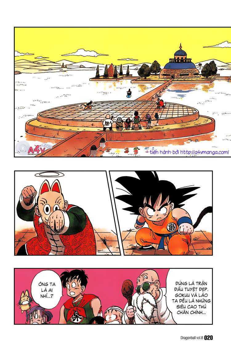 Dragon Ball chap 106 trang 1