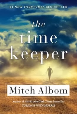 The Time Keeper by Mitch Albom – book cover