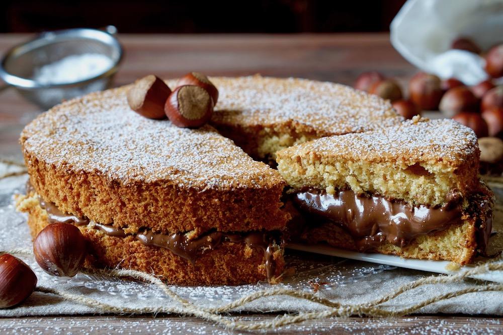 Ricetta torta estasi con il bimby