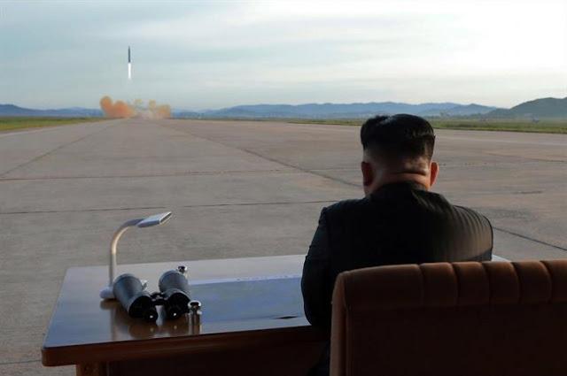 Corea y sus misiles
