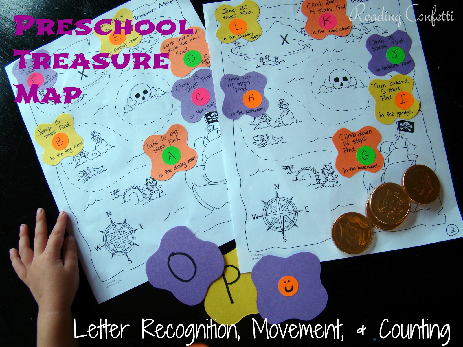 Ideas for Teaching Letters and Words Through Play: Kid's ...