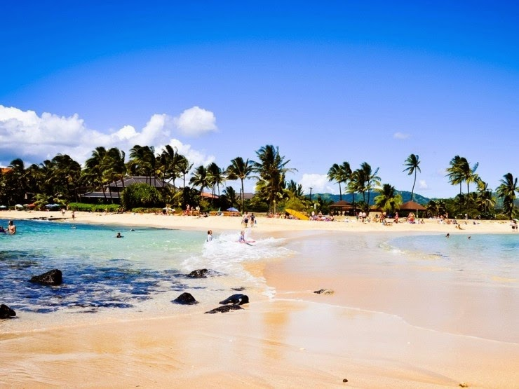 6. Poipu Beach, Kauai, Hawaii - Top 10 Beaches to Go to in 2015
