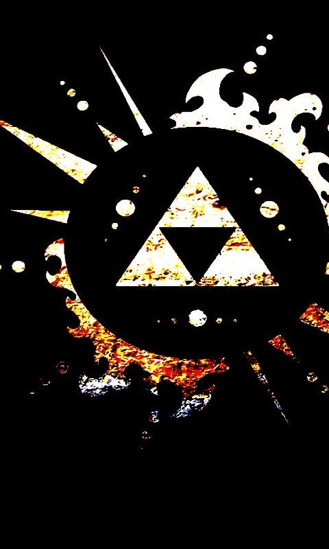 fondos de whatsapp anime hd: Patada De Caballo: Zelda Fondos De