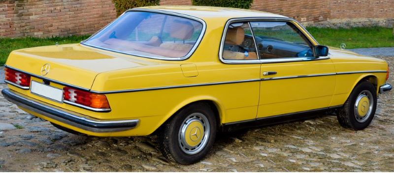 Mercedes 300CD