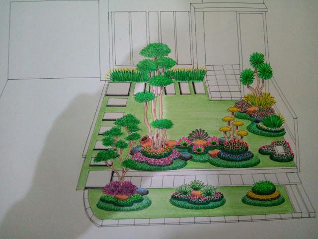 Taman Landscape Bonsai