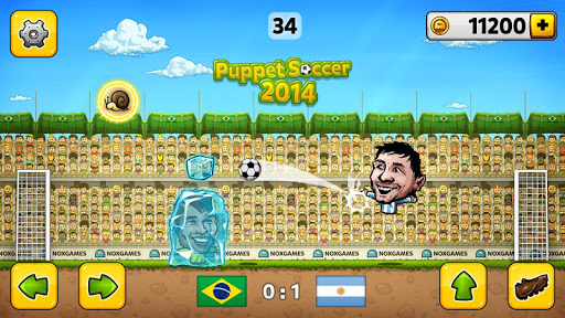 Puppet Soccer 2014 Hack Mod