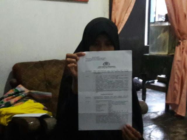 Seminggu Ditangkap Densus 88, Surat Penangkapan Dikirim Lewat Jasa Pengiriman Barang
