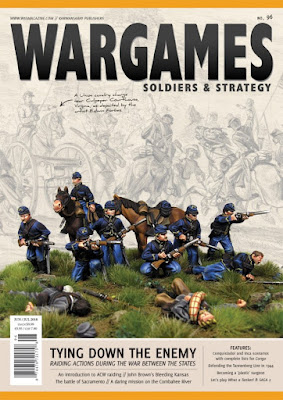 Wargames, Soldiers & Strategy, 96, Jun-Jul 2018