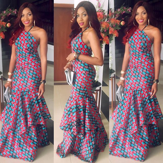 20 Pictures Of Simple Ankara styles | Simple Gowns, Dresses & Tops