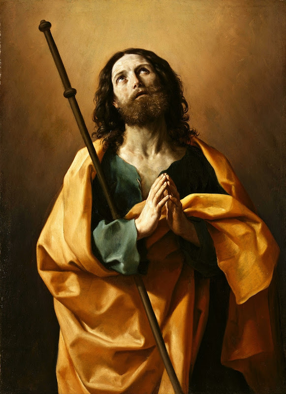 Guido Reni - Saint James the Greater