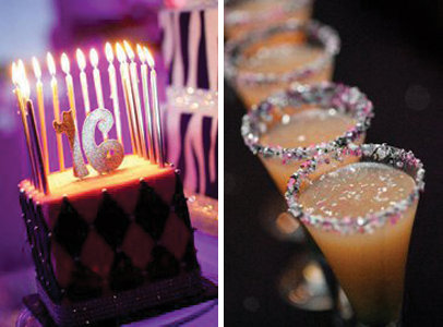 Sweet Parties For Sweet Sixteen Amy S Party Ideas