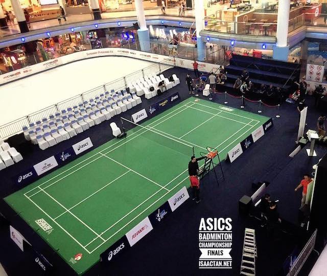 ASICS Badminton Championship 2016 (ABC 2016)