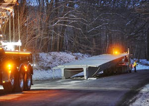 MEC&F Expert Engineers : TRUCK ACCIDENT CLOSES ROUTE 22 IN