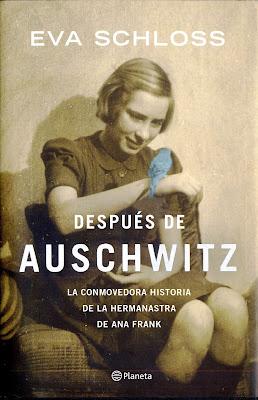 Después de Auschwitz - Eva Schloss (2015)