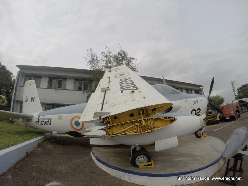 Naval Aviation Museum in Vasco, Goa - eNidhi India Travel Blog
